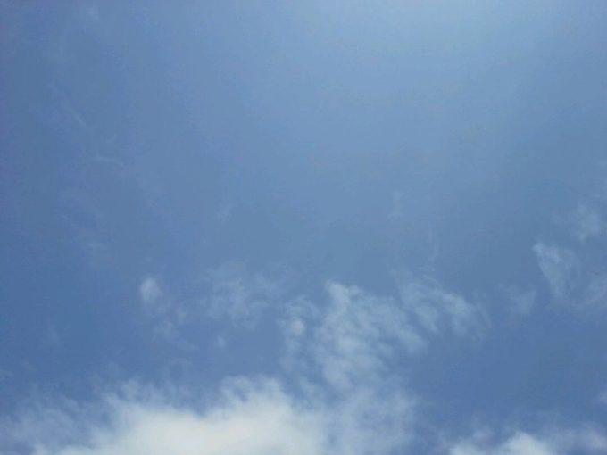 Pourquoi le ciel est-il bleu ?